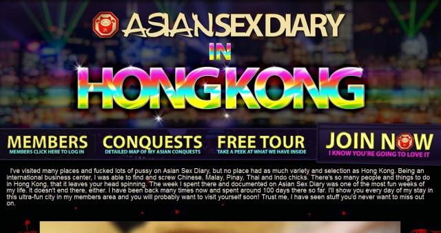 asian sex diary in hongkong