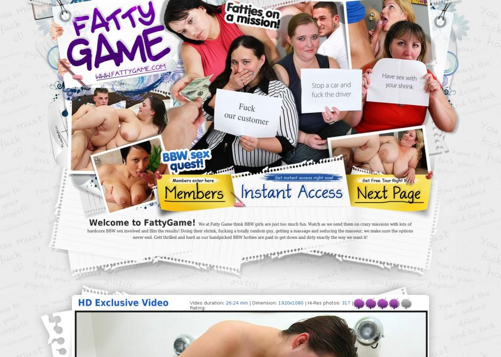 fattygame.com