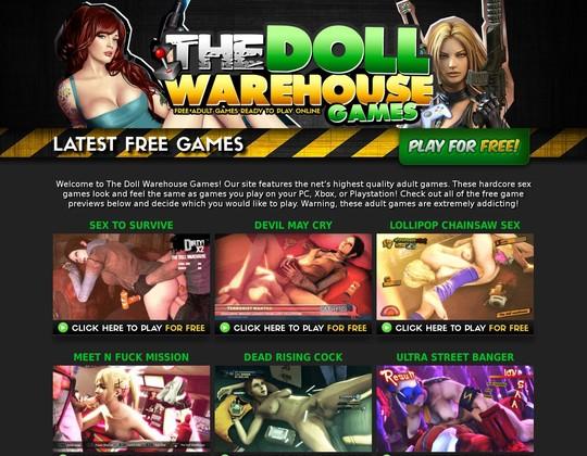 Thedollwarehousegames