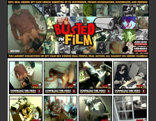 Bustedonfilm