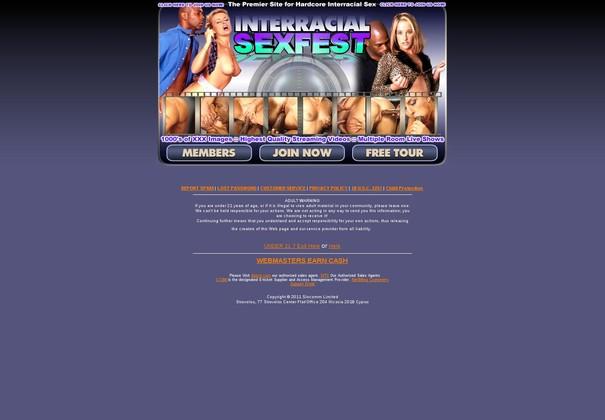 Interracialsexfest
