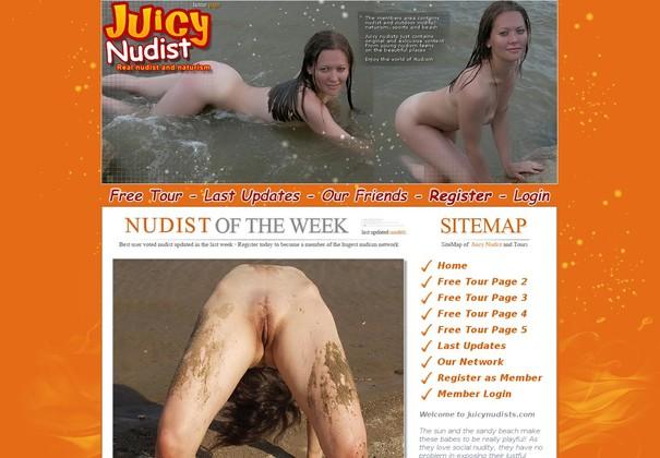 juicynudists.com