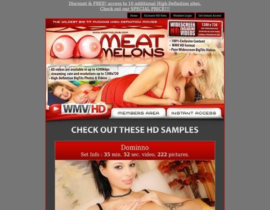 meatmelons.com