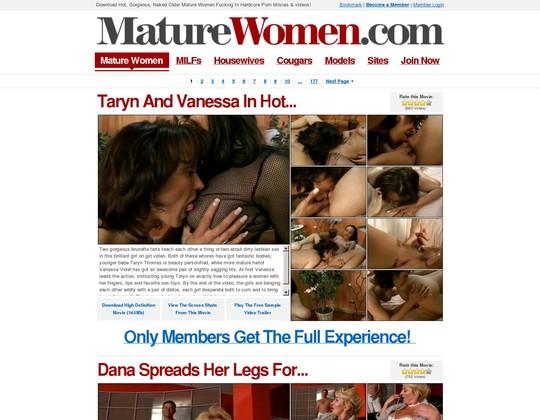 Mature Women