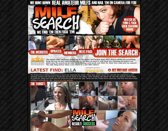 MILF Search