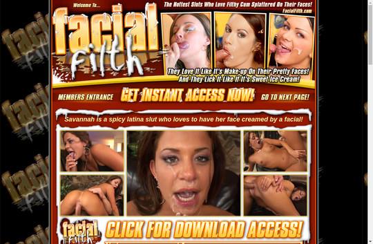Facial Filth