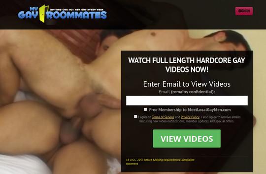 My Gay Roommates