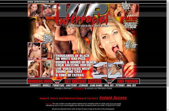 VIP Interracial