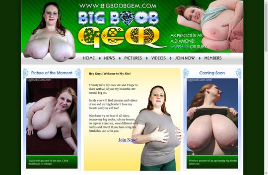 Big Boob Gem