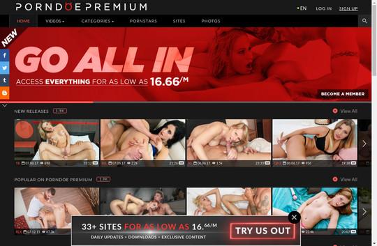 Porn Doe Premium