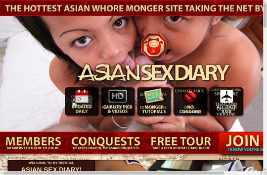Asian Sex Diary