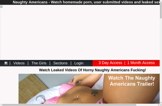 Naughty Americans