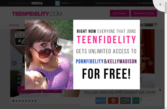 Teenfidelity