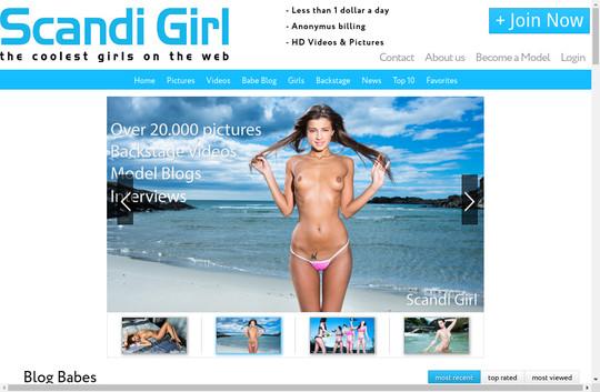 Scandi Girl