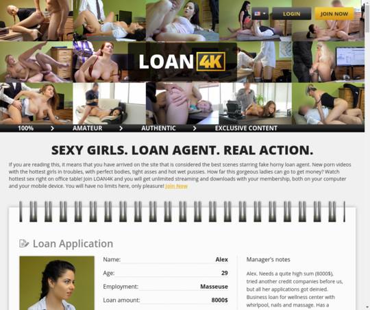 Loan 4 K