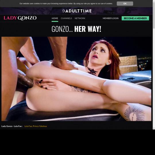 Lady Gonzo