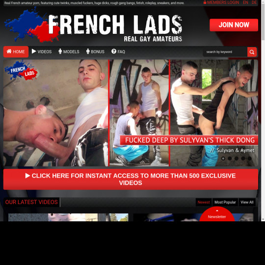 french lads