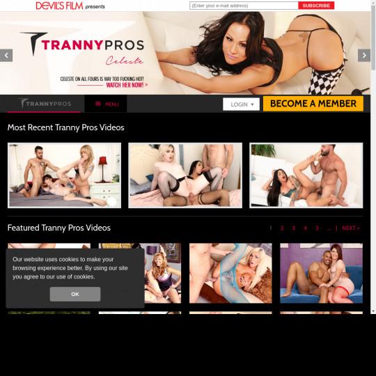 tranny pros