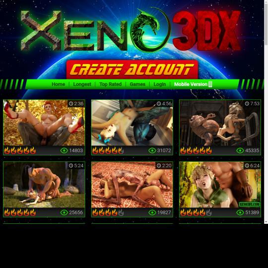 xeno 3 dx