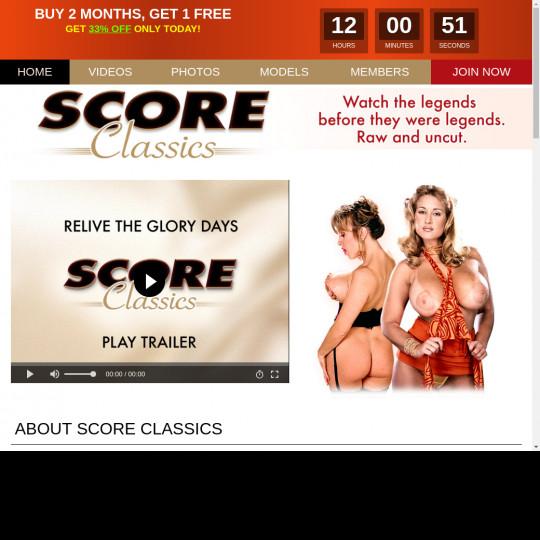 score classics